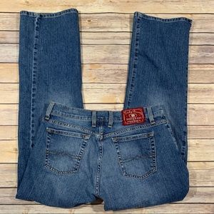 Lucky Brand Jeans - Lucky Brand Classic fit dungarees size 10